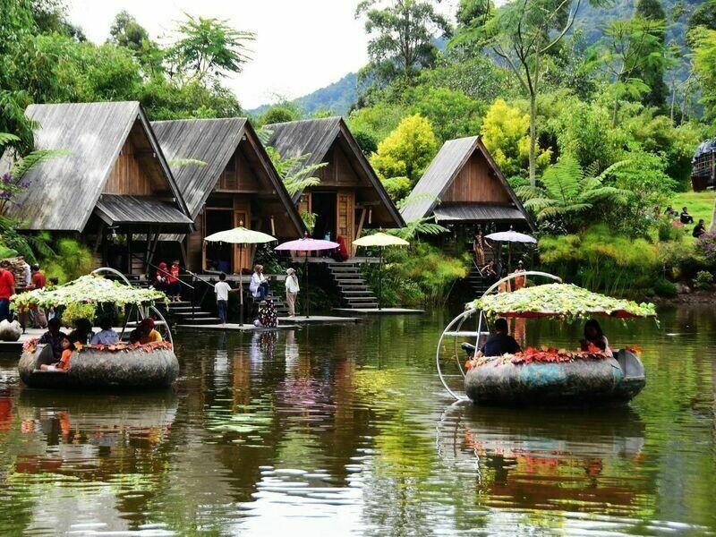 5D4N Discovery of Bandung