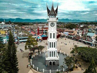 4D3N Bukit Tinggi - Padang Tour