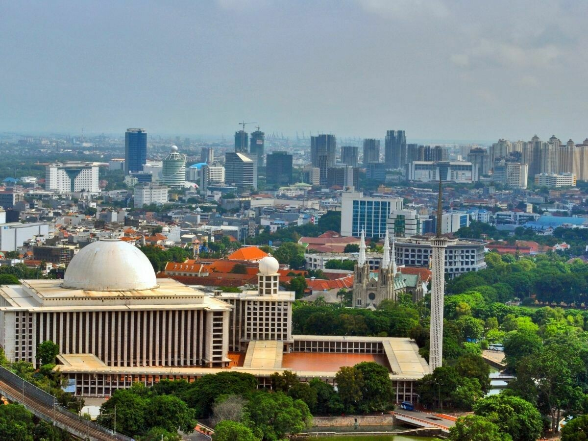 5D4N Discovery of Jakarta