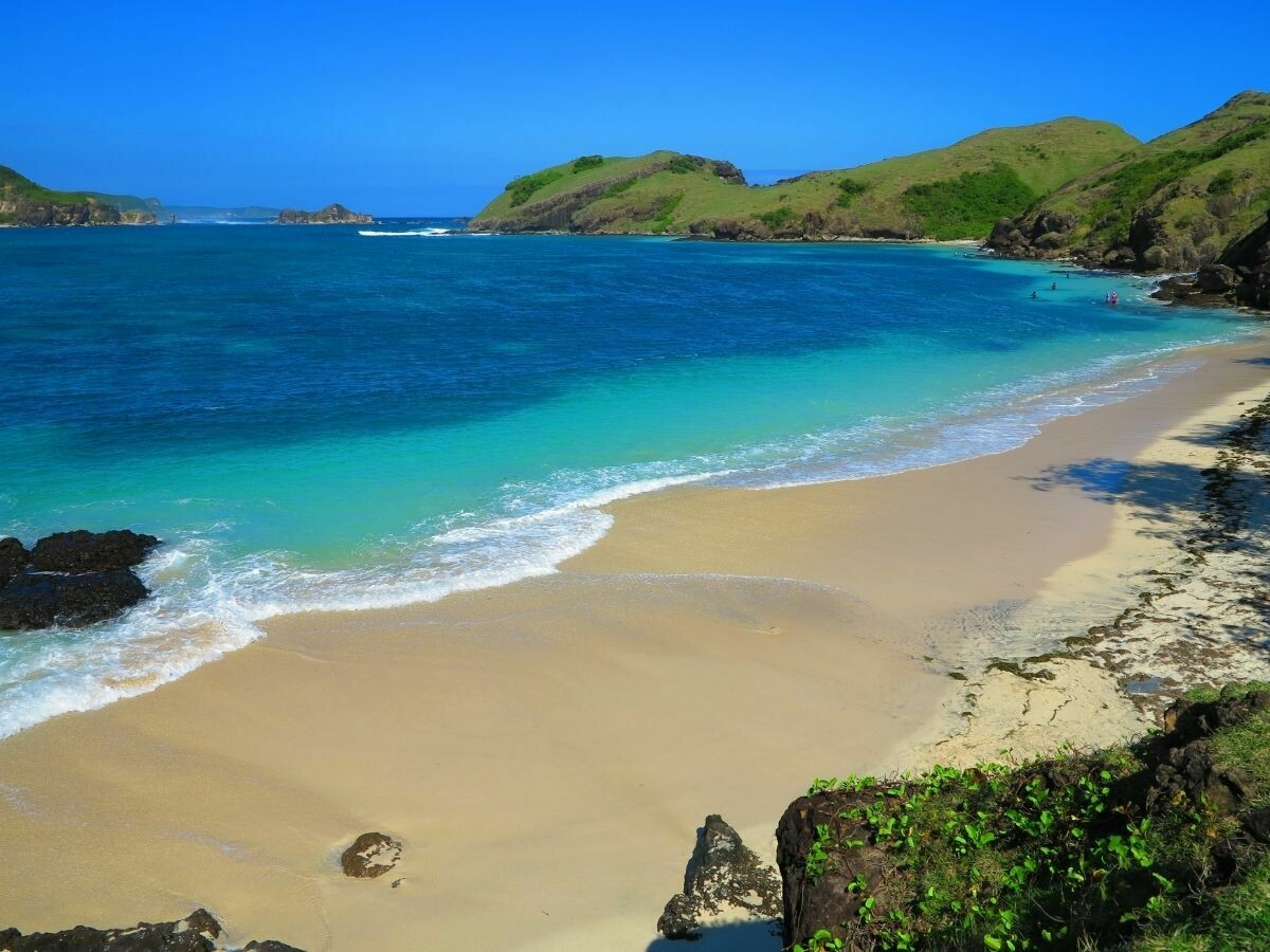 5D4N Discovery of Lombok