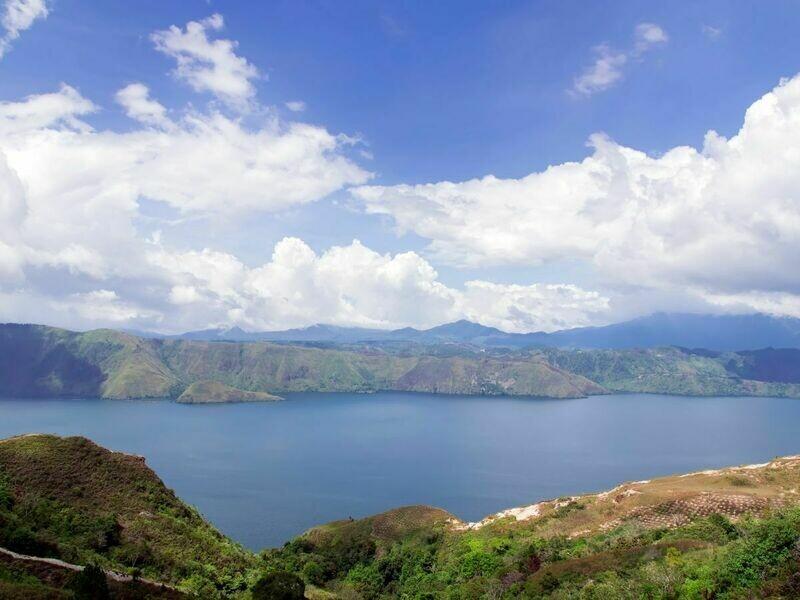 3D2N Lake Toba - Berastagi Tour