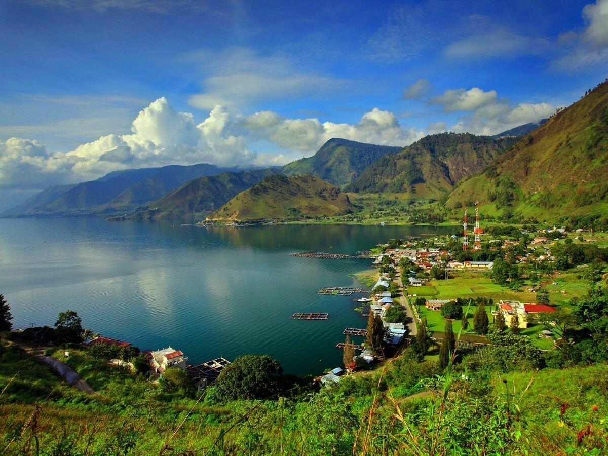 3D2N Medan - Lake Toba Tour