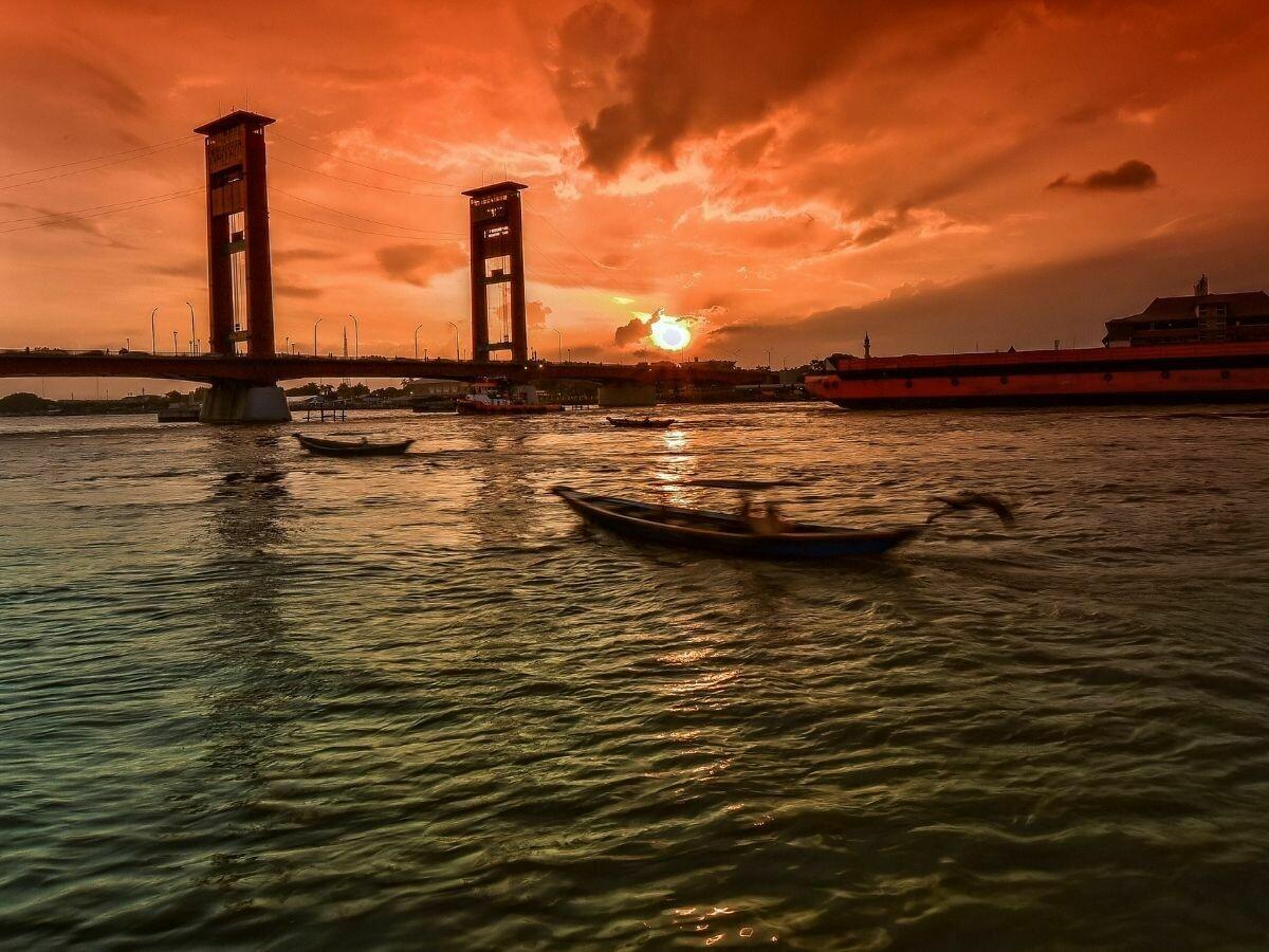 4D3N Wonder of Pelembang
