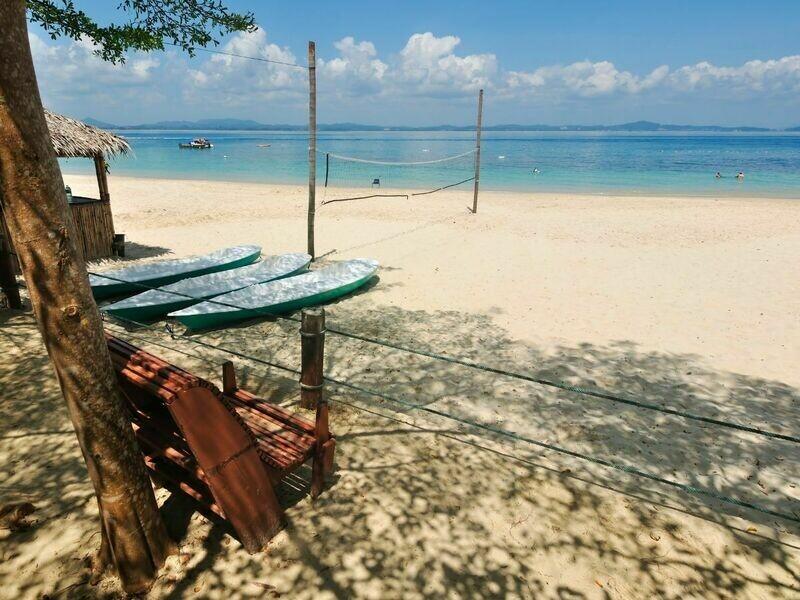 3D2N Kapas Coral Beach Resort