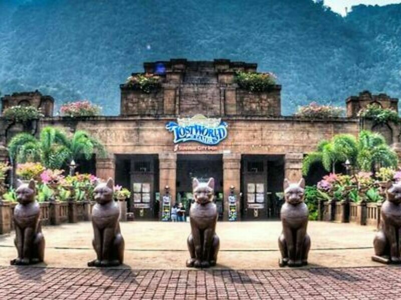 3D2N The Haven Resort + Lost World of Tambun