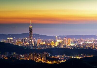 5D Picturesque Taiwan