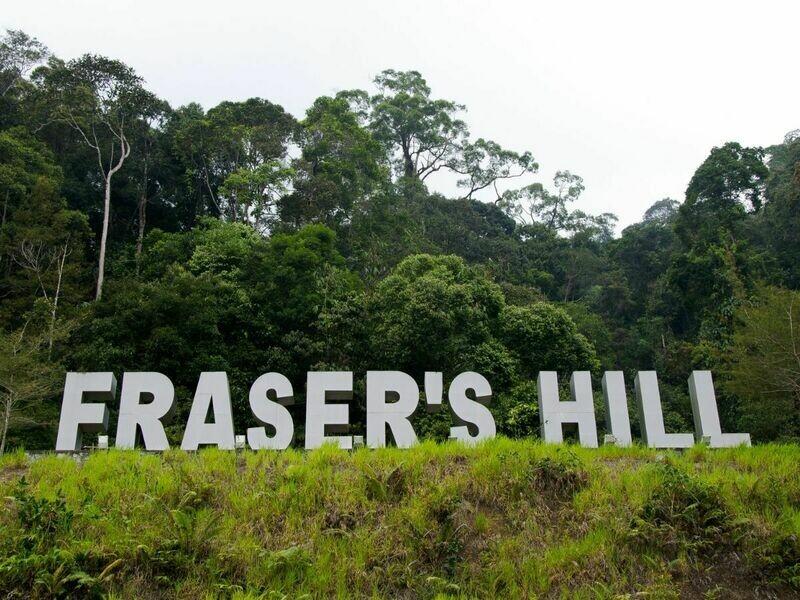 2D/3D Ye Olde Smokehouse Fraser's Hill