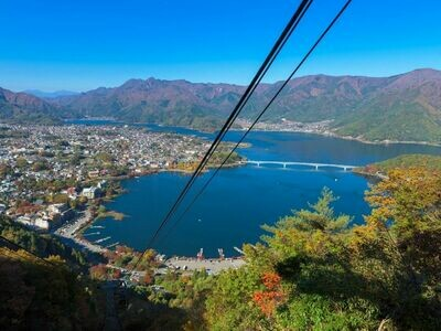 7D Japan Golden Route 1 –  Tokyo-Mt Fuji-Takayama-Lake Kawaguchi-Tokyo