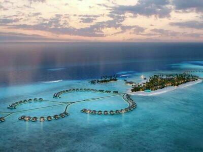 4D3N Maldives Radisson BLU Resort