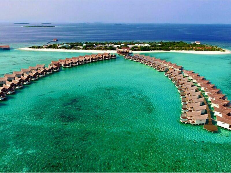 4D3N Maldives Movenpick Kuredhivaru