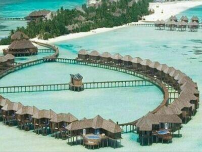 4D3N Maldives Sun Siyam Olhuveli
