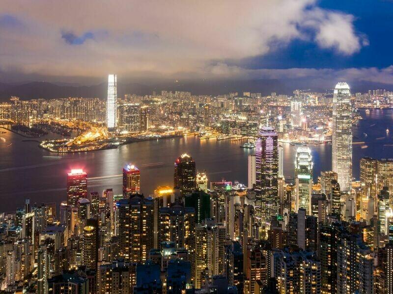 4D3N Hong Kong & Ocean Park Break | Muslim