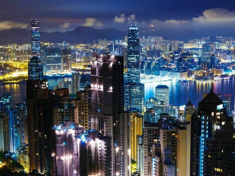 4D3N Hong Kong Break | Muslim