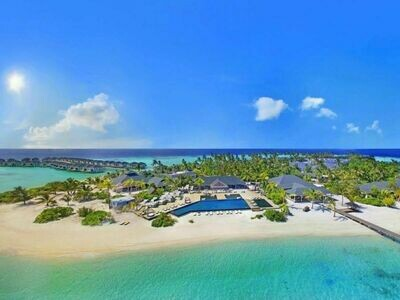 4D3N Maldives Amari Havodda Resort