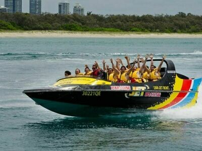 1 Day Southern Cross 4WD & Paradise Jet Boating