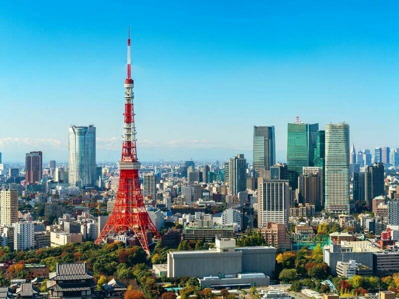 Half Day Tokyo Morning Tour [Tokyo Departure]