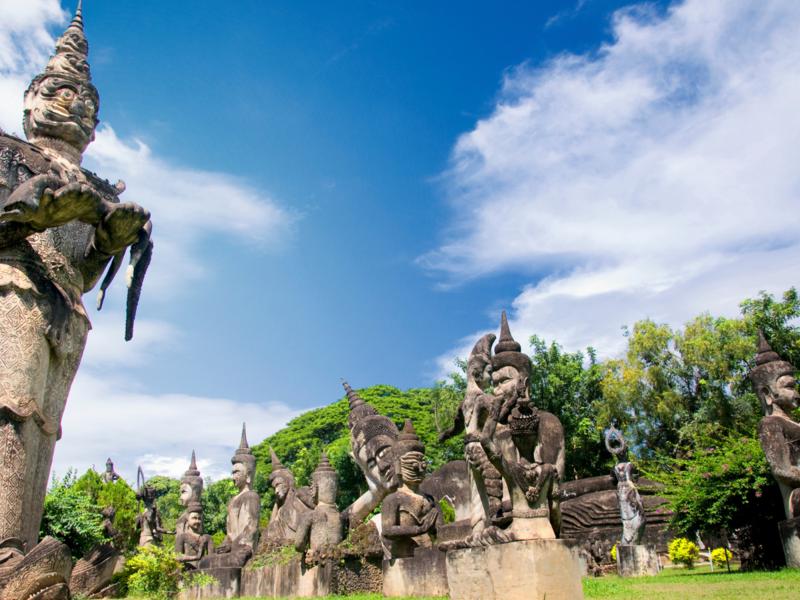 5D Vientiane & Nam Ngum Lake
