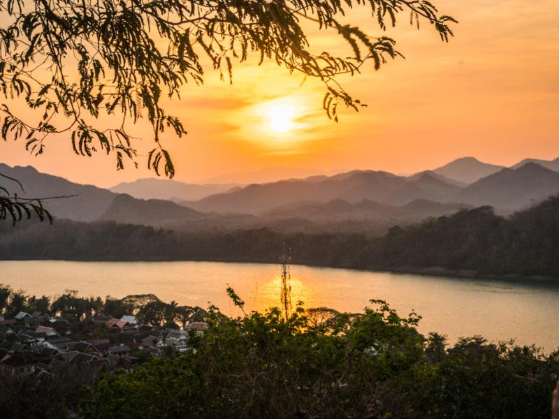 5D Vientiane - Nam Ngum Lake - Vangvieng -Luang Prabang