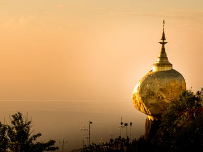 5D Yangon Bago Golden Rock