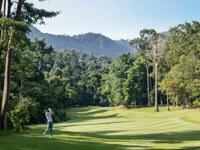 3D2N The Datai Golf Exclusive @ Langkawi