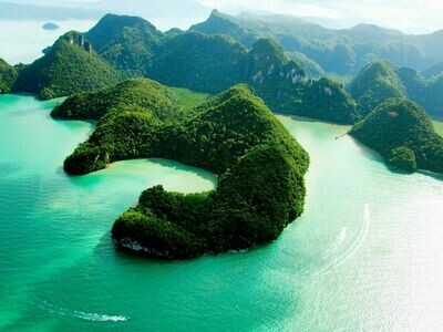 1D Langkawi Island Hopping