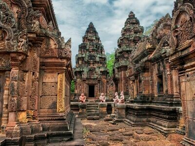 5D Phnom Penh & Siem Reap Tour I Private I In PNH Out REP