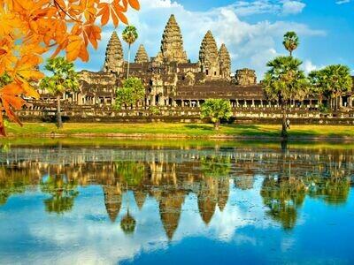 4D Phnom Penh & Siem Reap Tour I Private I In PNH Out REP