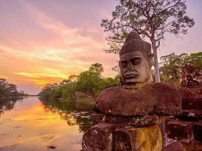 4D Siem Reap &  Angkor Wat Tour I Private