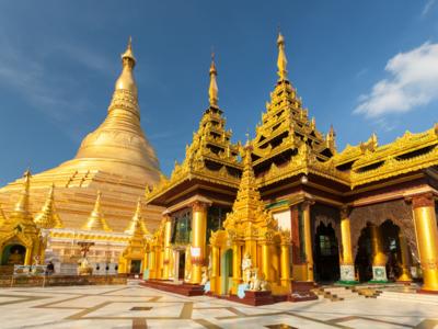6D Yangon, Bagan, Popa & Mandalay