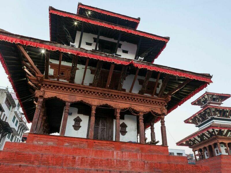 5D4N Kathmandu Highlights