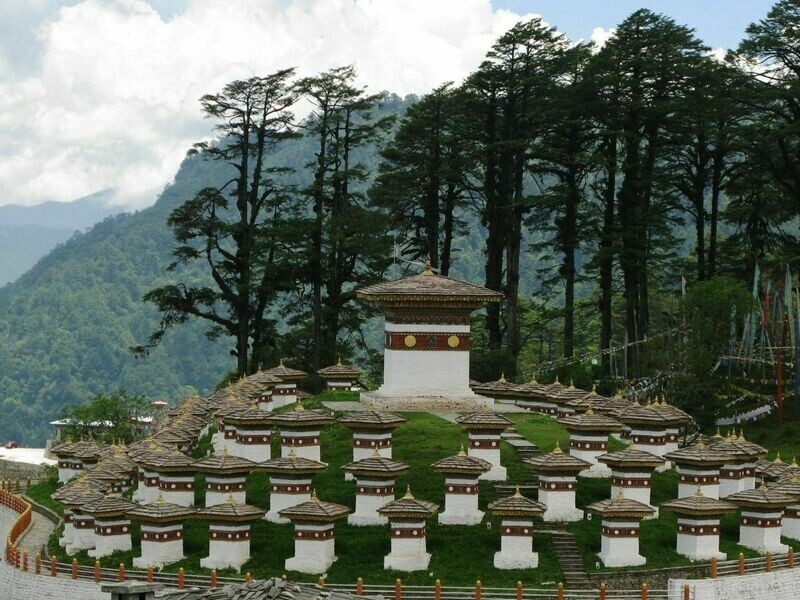 8D7N Discovery Nepal & Bhutan