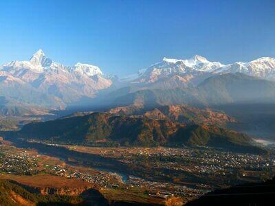 8D7N Scenic Nepal