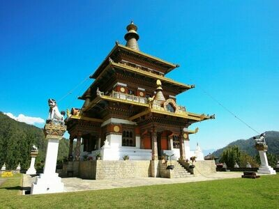 5D4N Blissful Bhutan