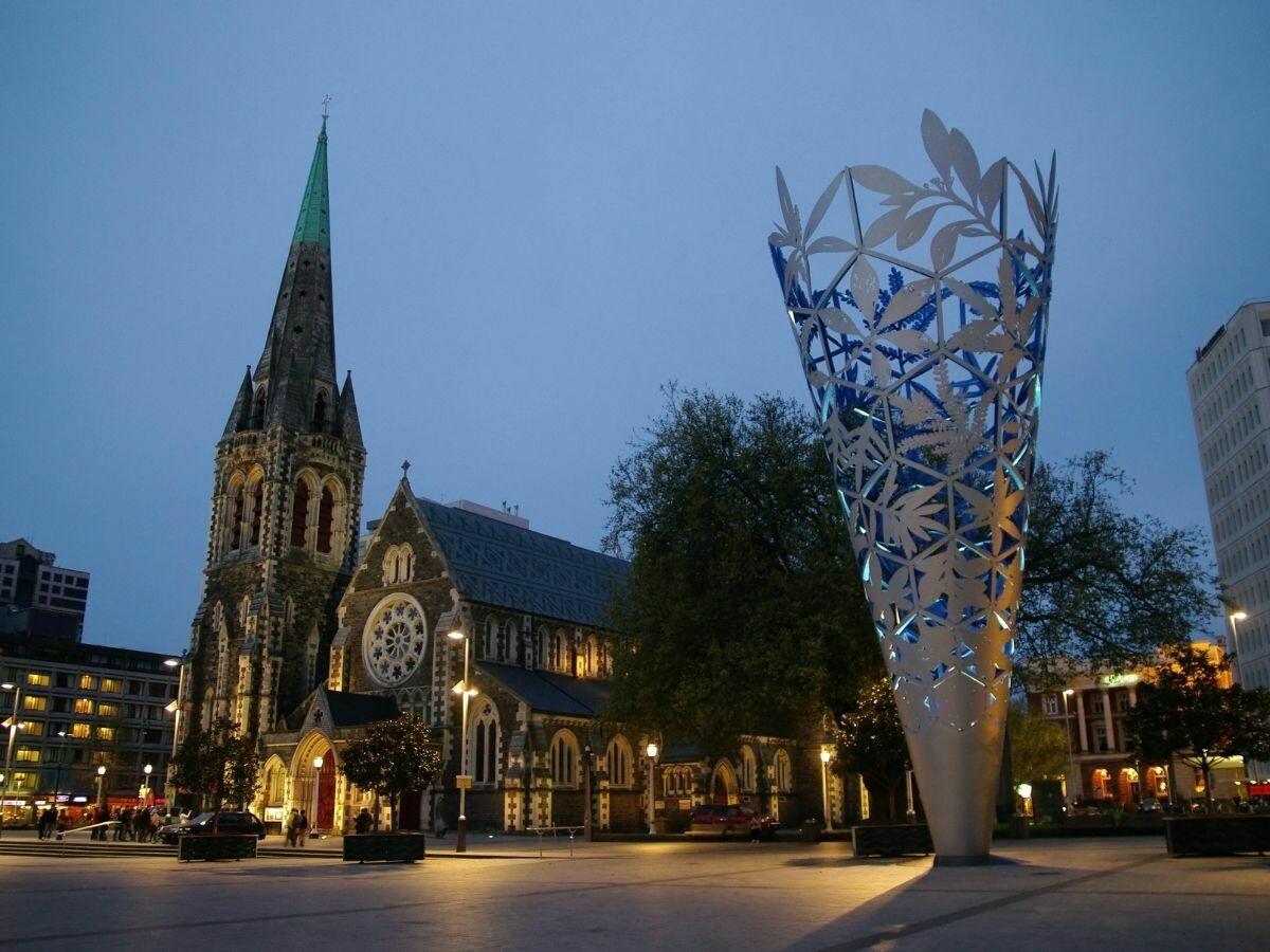 Christchurch Grand Tour