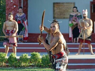 Tamaki Maori Village Tour
