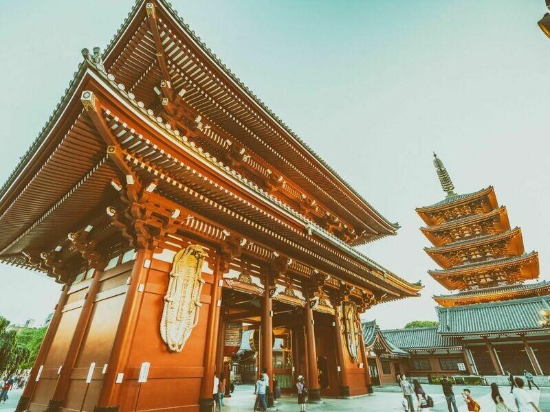5D Tokyo, Mt Fuji & Hakone l HND