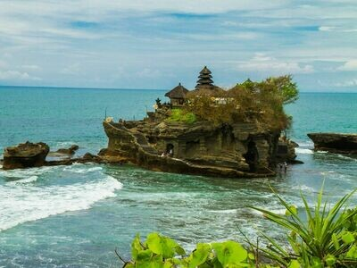1D Ubud Tanah Lot Tour