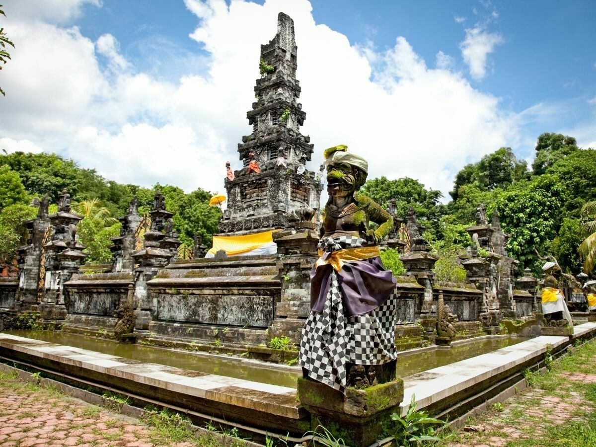 Half-Day Denpasar Heritage City Tour
