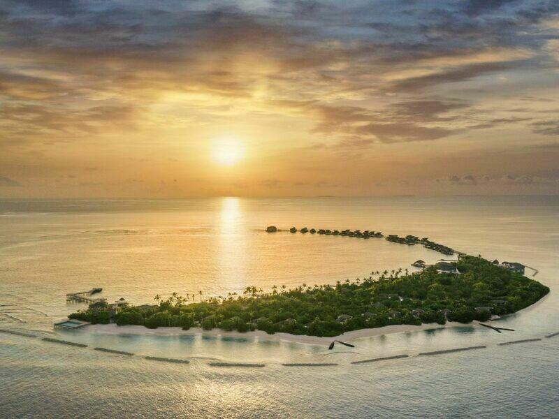 4D3N Maldives JW Marrriott