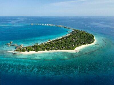 6D5N Maldives JW Marrriott