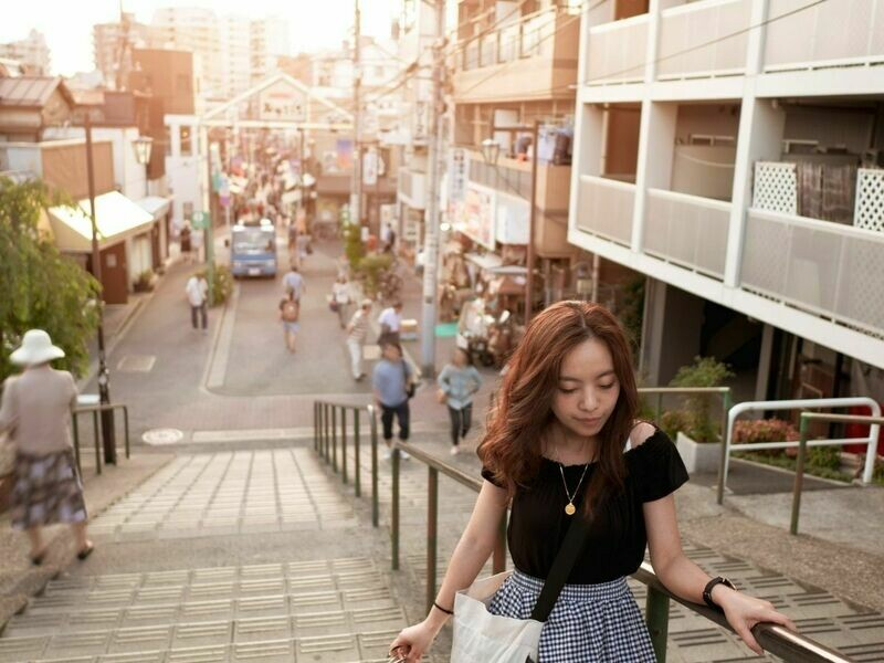 1D Yanaka Ginza Traditional Old Shopping Street + Odaiba Tour With Seat-In-Coach Transfer [Tokyo Departure]