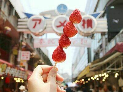 1D Meiji Shrine + Ameya Yokocho (Ameyoko) Shopping Street With Seat-In-Coach Transfer [Tokyo Departure]