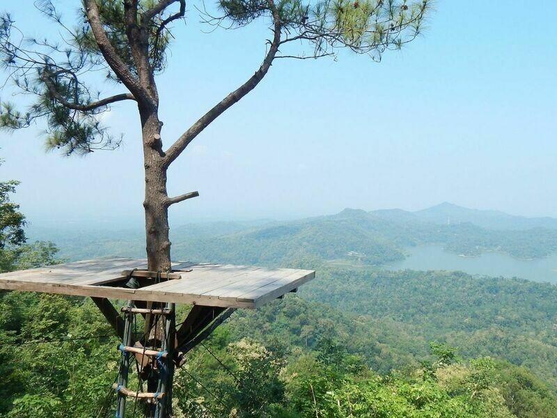 1D Kalibiru / Pule Paying - Borobudur