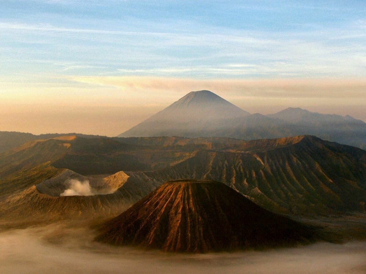 1D Merapi - Pengger Pine Forest - Heha Sky View