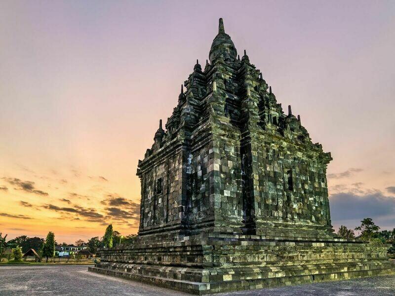 1D Prambanan - Plaosan Sojiwan / Breksi Candi Ijo