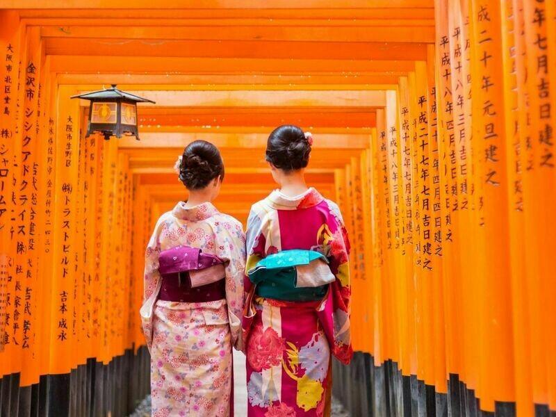 5D Osaka Kyoto Nara