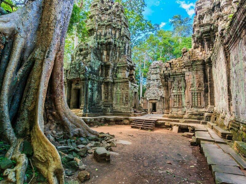 3D Siem Reap Tour I Seat-In-Coach