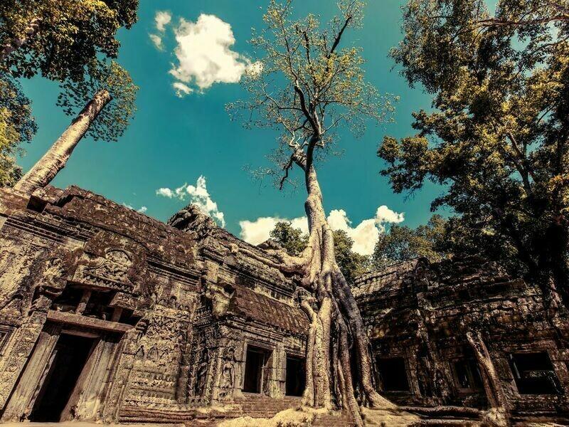 3D Siem Reap | Muslim I Seat-In-Coach