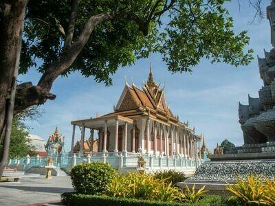 5D Siem Reap & Phnom Penh Tour I Seat-In-Coach