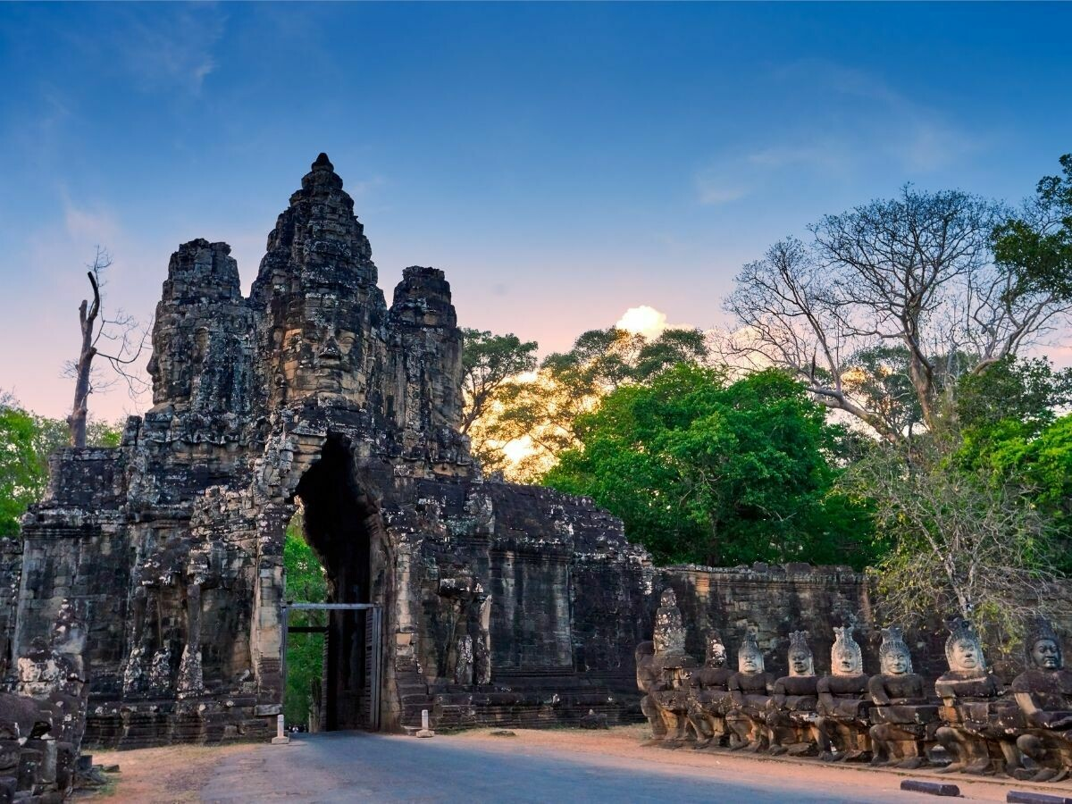 4D Siem Reap & Angkor Wat | Muslim I Seat-In-Coach